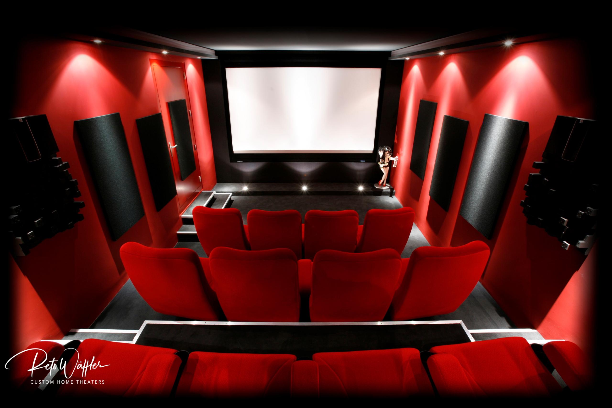 Cellar Cinema, BE